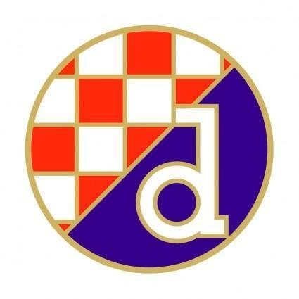 free vector Dinamo zagreb 0