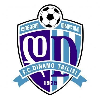 free vector Dinamo tbilisi 0
