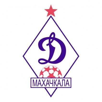 free vector Dinamo makhackala
