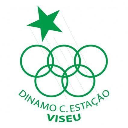 free vector Dinamo c estacao de viseu