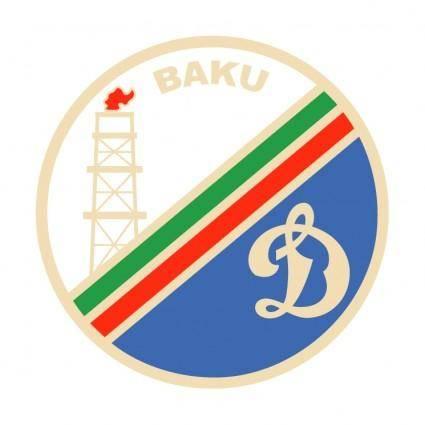 free vector Dinamo baku