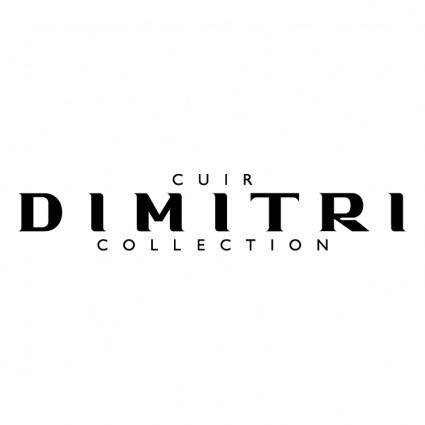 free vector Dimitri cuir collection