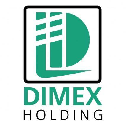 free vector Dimex holding