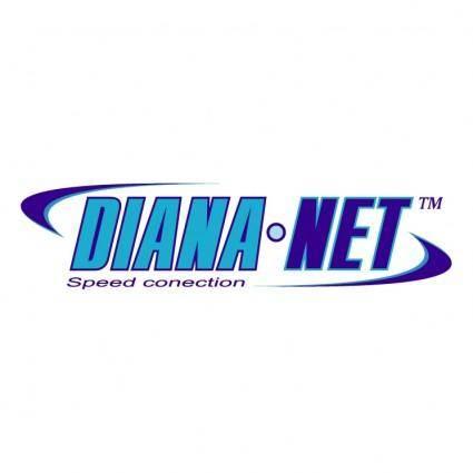 free vector Diana net