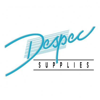 free vector Despec supplies
