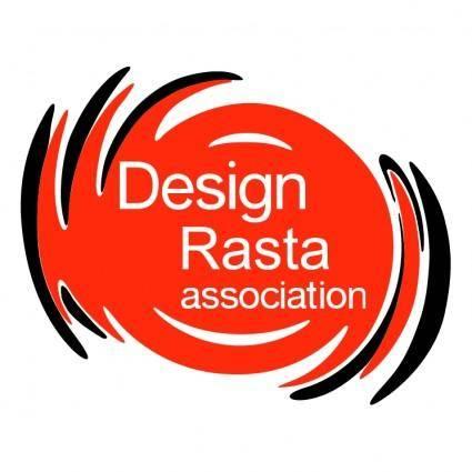 free vector Design rasta association