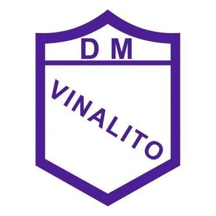free vector Deportivo municipal vinalito de ledesma