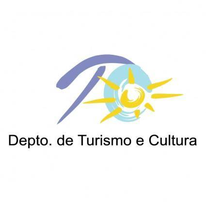 Departamento de turismo