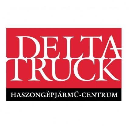 free vector Delta truck