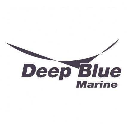 free vector Deep blue