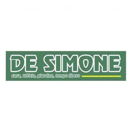 free vector De simone