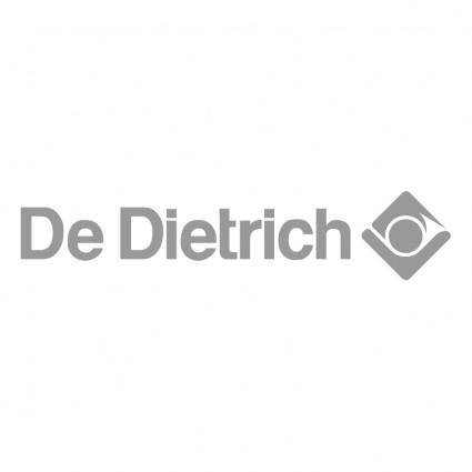 free vector De dietrich 2