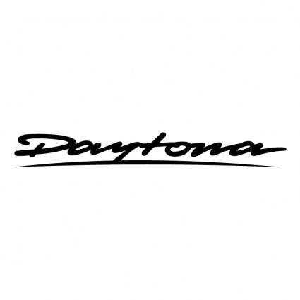 Daytona triumph