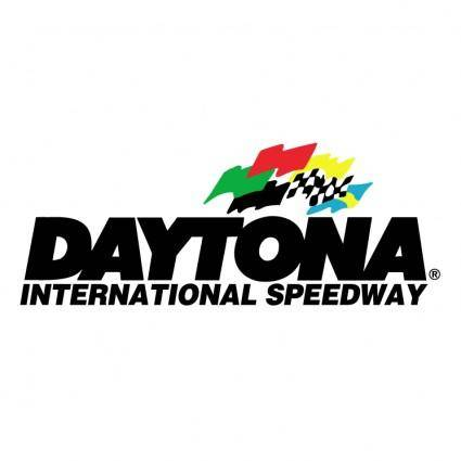 free vector Daytona international speedway 0