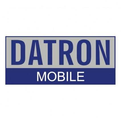 free vector Datron mobile
