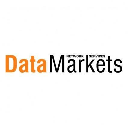 Datamarkets