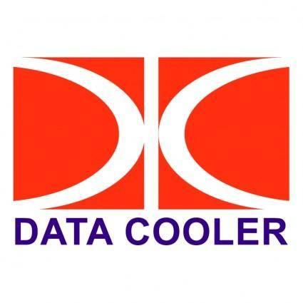 free vector Data cooler
