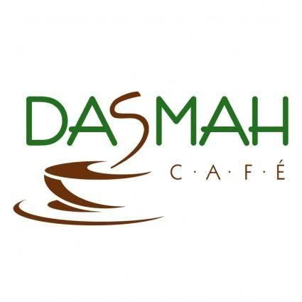 free vector Dasmah cafe