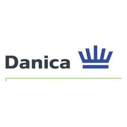 free vector Danica pension