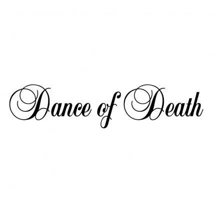 free vector Dance of death
