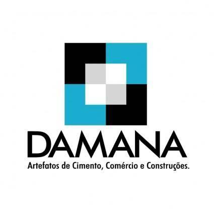 free vector Damana