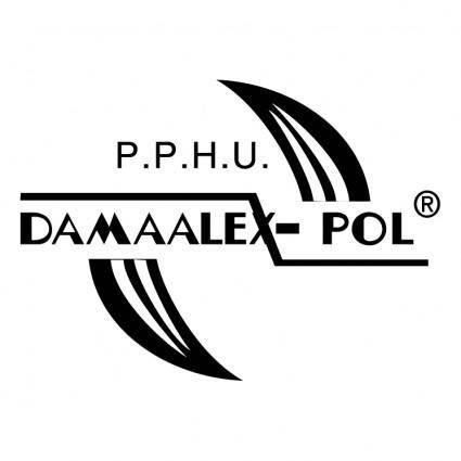 free vector Damaalex pol