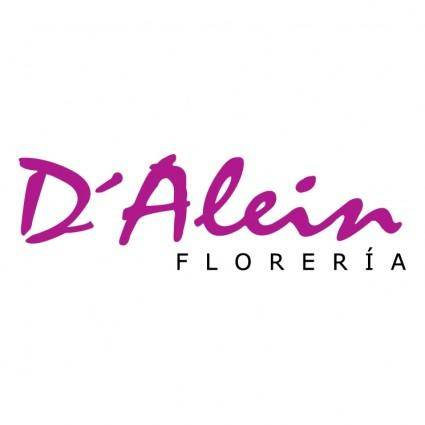 free vector Dalein floreria