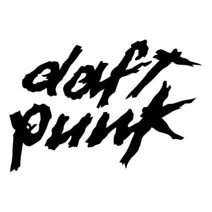 free vector Daft punk