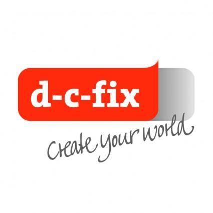 free vector D c fix
