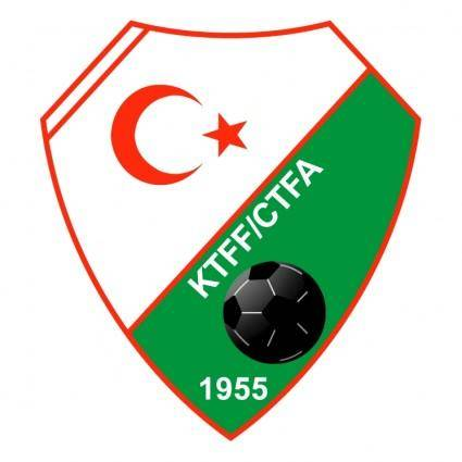 free vector Cyprus turkish football association