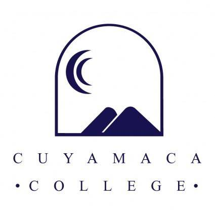 free vector Cuyamaca college