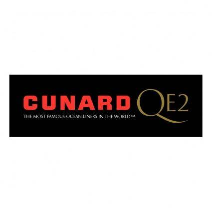 free vector Cunard qe2
