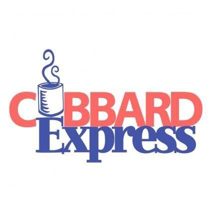 free vector Cubbard express