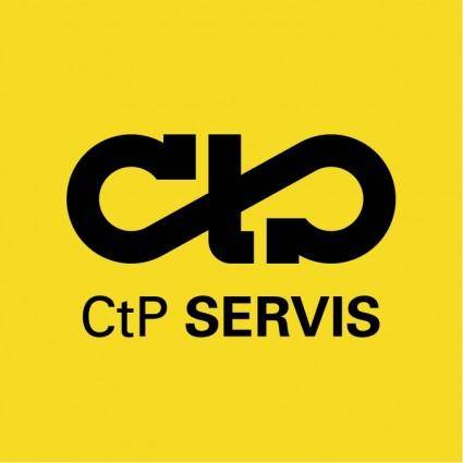 free vector Ctp servis