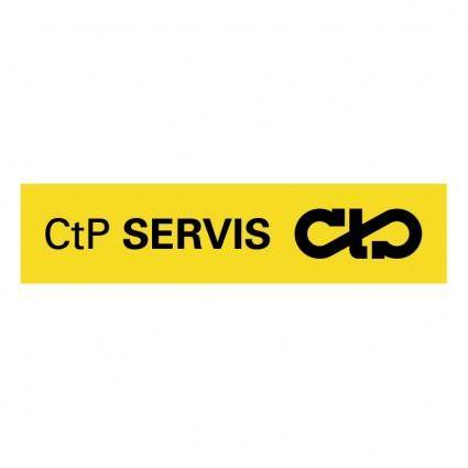Ctp servis 0