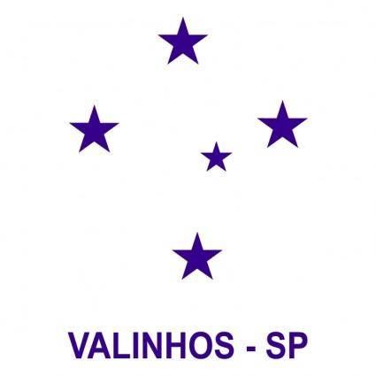 free vector Cruzeiro de valinhos