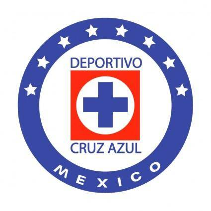 free vector Cruz azul 0