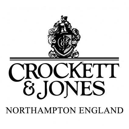 free vector Crockett jones