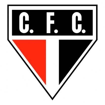 free vector Cristal futebol clube de vacaria rs