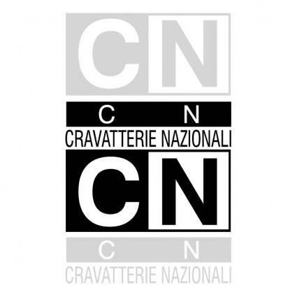 Cravatterie nazionali