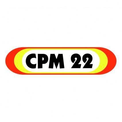 free vector Cpm 22