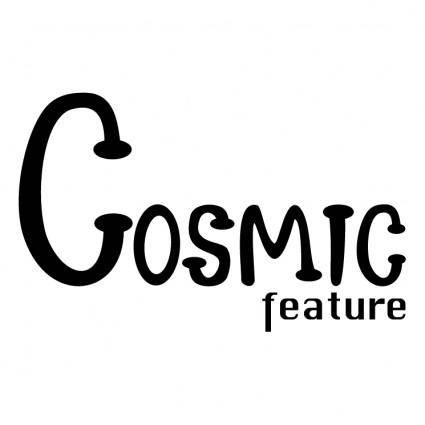 free vector Cosmic feature