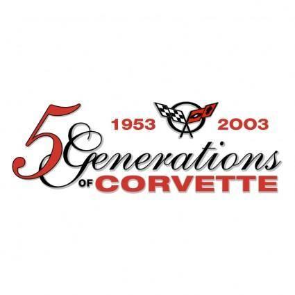 free vector Corvette 4