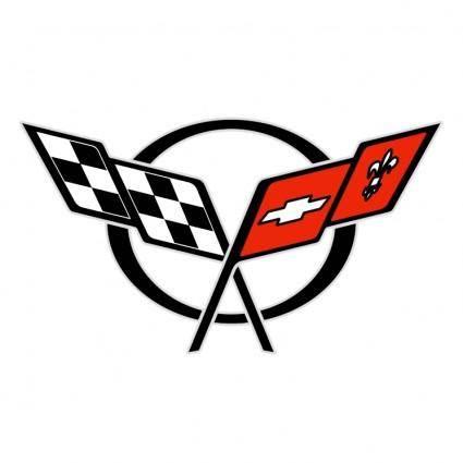 free vector Corvette 3