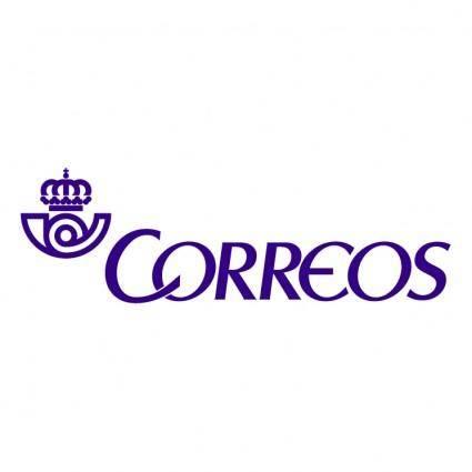 free vector Correos