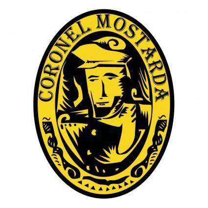 free vector Coronel mostarda