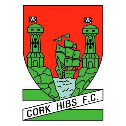 free vector Cork hibernians fc