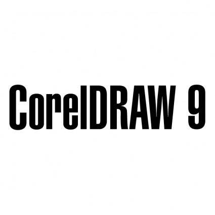 Coreldraw 9 0