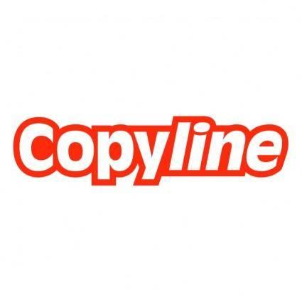 free vector Copyline