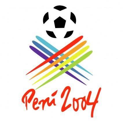 Copa america peru 2004 0